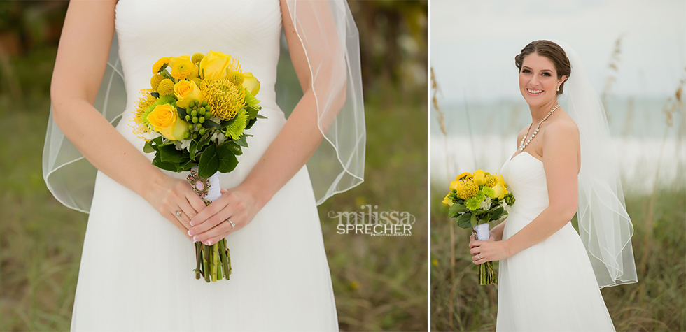 Fort Myers Beach Weddings: Rebecca + Darren • Wedding {Fort Myers Beach, FL}