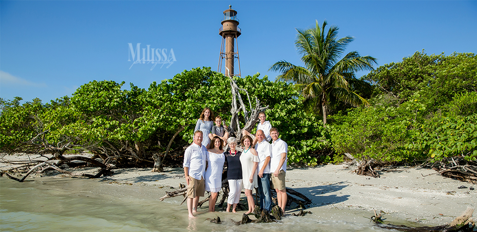 Lighthouse Beach Sanibel Island Wedding