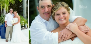 Dream Come True Wedding Day For Tracy Jay A Full Weekend Of Celebrating Surrounded By Family And Friends Two Important People Were Missing From The